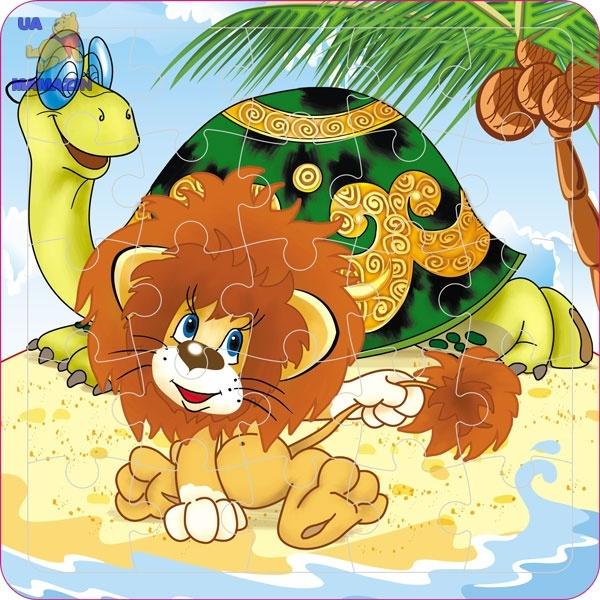 Татьяне, картинки львенок и черепаха для детей