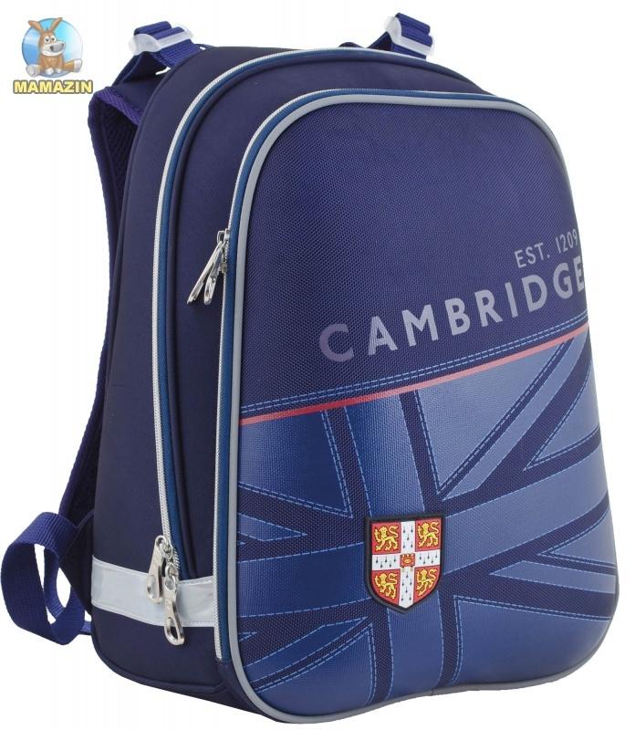 937f971690cd Рюкзак школьный каркасный Cambridge YES 553357 1 Вересня купить ...