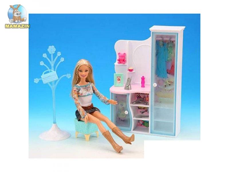 мебель для кукол шкаф 2809 A Toys купить отзывы цена бонусы в