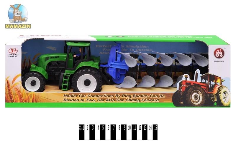 680522ba296c Трактор детский