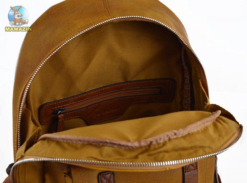 d57a45e897d1 Рюкзак женский YW-18, горчичный 556966 YES купить - отзывы, цена ...