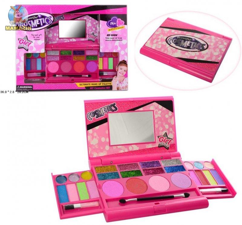 Купить набор декоративной косметики для девочек в чемоданчике эйвон колор тренд помада